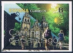 Espagne - Pélerinage De Saint-Jacques De Compostelle 4773 + Europa 4772 (année 2016) Oblit. - 1931-Aujourd'hui: II. République - ....Juan Carlos I