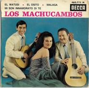 """Disque Ancien """"Los Machucambos"""" 4 Titres El Watusi-El Osito-Mi Son Innamorato Di Te - New Age"""