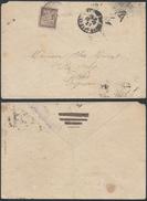 A546 France Lettre Taxée De Paris à Grignon 1927 - Covers & Documents