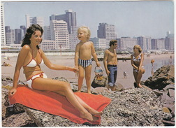 Durban Beach - Durbanstrand - Natal - (South-Africa) - Südafrika