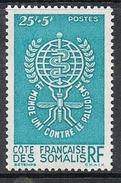 COTE DES SOMALIS N°304 N** - Unused Stamps