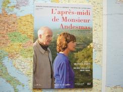 L'Après-midi De Monsieur Andesmas De Michelle Porte Carte Com - Afiches En Tarjetas