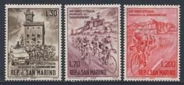 "San Marino 1965 Mi 830 /2 YT 642 /4 ** Start 48th ""Giro D'Italia"" In San Marino / Cyclists / Radrennfahrer - San Marino"
