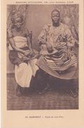 BENIN - DAHOMEY - Type De Race Fon - Femme Et Homme - Benin