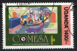 UGANDA - 2000 - COMESA: COMMON MARKET FOR EASTERN AND SOUTHERN AFRICA - USATO - Uganda (1962-...)