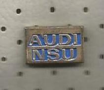 C14 AUDI NSU Old Pin - Audi