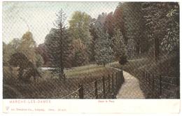 Marche-les-Dames - Dans Le Parc - Ed. Dr. Trenkler Co., Leipzig - Dos Non Divisé - 1909 - Other