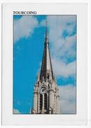 TOURCOING - L' EGLISE SAINT CHRISTOPHE - CPM GF VOYAGEE - Tourcoing
