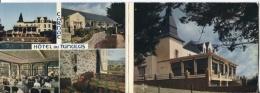 CPM - CARNAC - HOTEL DU TUMULUS - Carte PUB - Edition JOS - Carnac