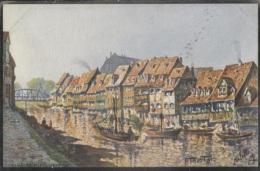 CPA - ILLUSTRATION OILETTE - BAMBERG - Edition Raphaël Tuck & Sons - Tuck, Raphael