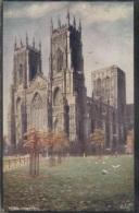 CPA - ILLUSTRATION OILETTE - YORK - Edition Raphaël Tuck & Sons - Tuck, Raphael