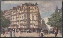 CPA - ILLUSTRATION OILETTE - PARIS - BAZAR MONCEAU - Edition Raphaël Tuck & Sons - Tuck, Raphael