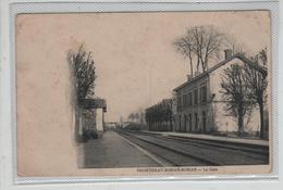 Frontenay Rohan Rohan La Gare Rare - Frontenay-Rohan-Rohan