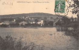 Landaville     88     Vue De L'Etang Et Du Pavillon - France