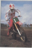 CPM - JORGEN NILSSON - MOTO CROSS - Edition Ch.Corlet - Sport Moto