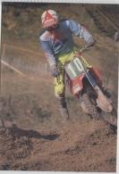 CPM - MARK HARZHEIM - MOTO CROSS - Edition Ch.Corlet - Motorcycle Sport