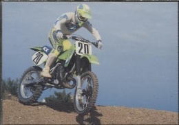 CPM - MIKE FISHER - MOTO CROSS - Edition Ch.Corlet - Moto Sport