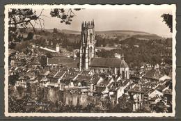 Carte Postale De Fribourg - FR Fribourg