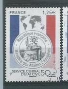 FRANCE  OB CACHET ROND YT N° 4959 - France
