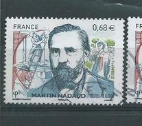 FRANCE  OB CACHET ROND YT N° 4968 - Frankreich