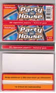 Papier A Cigarette Carnet Neuf PARTY In HOUSE - Around Cigarettes