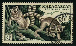 MADAGASCAR - YT PA 77 - TIMBRE OBLITERE - Madagascar (1889-1960)