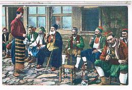 TURQUIE   SALUT  DE CONSTANTINOPLE       TBE   FO08 - Turchia