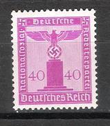 Reich Service N° 126 Neuf ** - Service