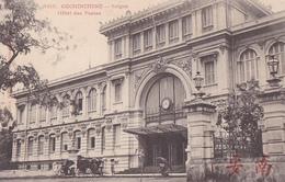 26213 VIET NAM - TONKIN - Cochinchine -Hotel Poste Saigon - 3216 Dieulefils - - Viêt-Nam