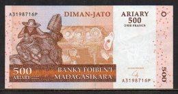 321-Madagascar Lot De 7 Billets Neufs - Madagascar