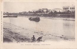 26217 VIET NAM - TONKIN - Haiphong Canal Bonnal - 103 Dieulefils- Bateau - Viêt-Nam