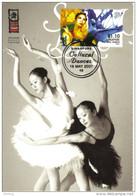 20A Carte Maximum Singapore Ballet Dance Maximum Card Maxicard MC - Dance