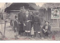 26219 VIET NAM - TONKIN - Tuyen Quang -famille Quan Trang - 588 Dieulefils - Viêt-Nam