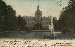 ALLEMAGNE 050517 - HANAU - Gruss Aus Hanau - Schloss Philippseuhe - Hanau
