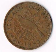 New Zealand 1943 1d [C66/1D] - New Zealand