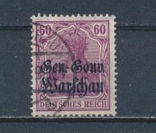 Duitse Rijk/German Empire/Empire Allemand/Deutsche Reich Gen.Gouv. Warschau 1916 Mi: 16 Yt:  (Gebr/used/obl/o)(2344) - Bezetting 1914-18