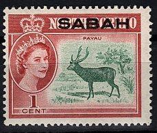Malaysia - Sabah, 1964, SG 408, MNH - Malaysia (1964-...)