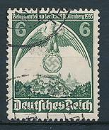 D. Reich Nr. 586 II ('helle Flügelspitzen') ~ Michel 30,-- Euro