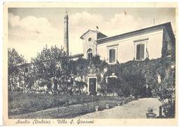 AMELIA ( TERNI ) VILLA S. GIOVANNI - EDIZ. PERNAZZA - 1943 ( 383 ) - Terni