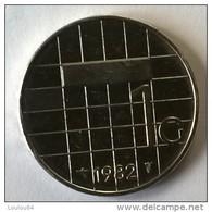 Monnaie - Pays-Bas - 1982 - 1 Gulden  - Superbe - - [ 3] 1815-… : Kingdom Of The Netherlands