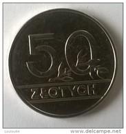 Monnaie - Pologne - 50 Zlotych 1990 - Superbe - - Polen