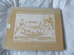 A Century Of Model Trains New Cavendish Books Ein Jahrhundert Modelleisenbahnen Allen Levy - Libros, Revistas, Cómics