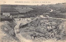 29-GEURLESQUIN- LA CARRIERE DE GRANIT DE GUIC - Guerlesquin