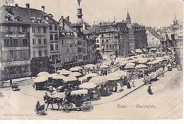 Basel Marktplatz - BS Basle-Town