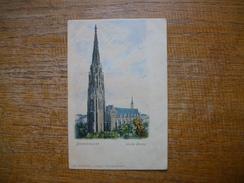 Carte Assez Rare , Bremerhaven , Unirte Kirche - Bremerhaven