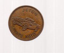 REF 1  : Monnaie Coin Jeton Token LE MEE SUR SEINE Lavage Auto - Professionali / Di Società