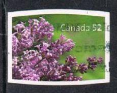 Canada SG2485 2007 Lilacs 52c Good/fine Used [13/13440/4D]