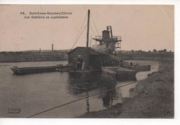 ASNIERES - GENNEVILLIERS  -  Les Sablières En Exploitation - Asnieres Sur Seine