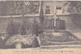 Cimetière De Vottem (tombes Des Belges Et Des Allemands, 1914) - Herstal