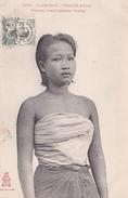 26236 CAMBODGE Phnom Penh -femme Cambodgienne -buste - 1672 Dieulefils - Cambodge